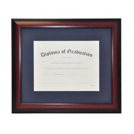 Plastic Diploma Frame