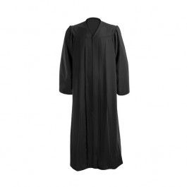 Bachelor Gown Cambridge Style