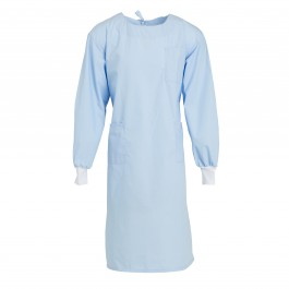 Sky Blue Lab Gown
