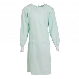Sea Foam Lab Gown
