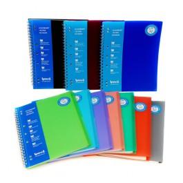 Colourburst - A4 140pg Lecture Book