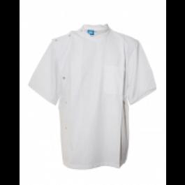 Unisex White Dental Coat
