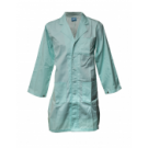 Sea Foam Lab Coat